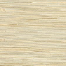 White Sand Sisal Paper Wallcovering by Scalamandre Wallpaper